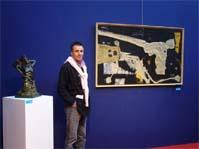 Cv michel campistron - Salon international d art contemporain toulouse ...
